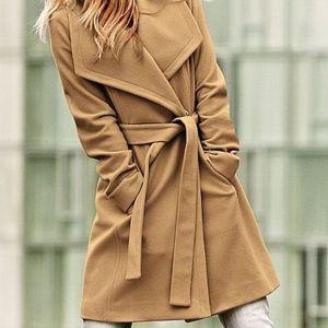 Michael Kors Wrap Coat